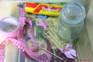 Toothpick Holder-DIY