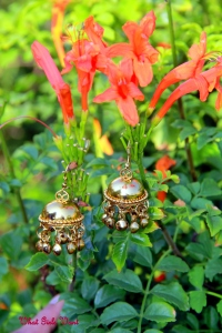 For the love of Jhumkas!!