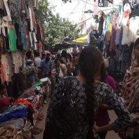 Sarojni nagar market-Delhi